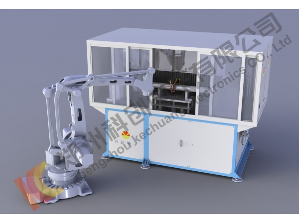 The complete set of Crankshaft quenching Equipment