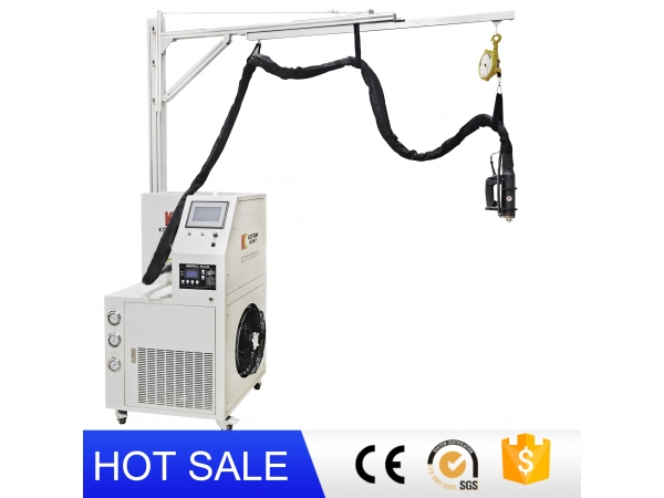 30KW portable and small induction brazing machine